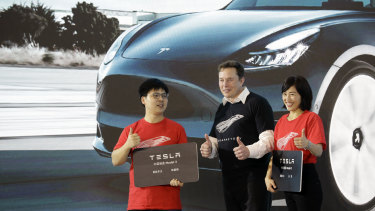 Elon Musk has done a great job selling Tesla to China but the company has found itself in hot water.
