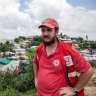 Perth aid worker recounts life inside the world's largest refugee camp
