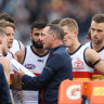 4 Points: Muddle-headed Crows in a trough