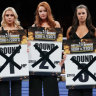 'Ring girls' are out of Battle of Bendigo bout