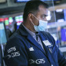 Wall Street has suffered more losses as inflation fears grow.
