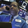 Australian shares set for sharp falls as Wall Street dives on geopolitical, recession fears