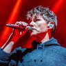 A-ha's Morten Harket sings like an angel, despite sound devils