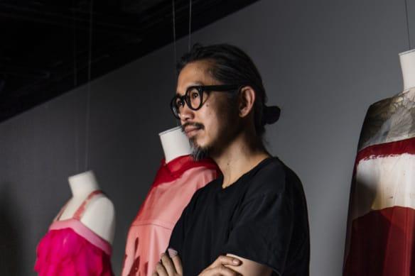 Powerhouse Museum's new exhibition explores Isogawa's 25-year career.