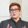Marise Payne strongly suggests India flights to Australia will resume after fierce backlash
