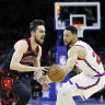 Simmons stars as the Sixers beat Bulls