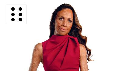Turia Pitt: 'I hope I've helped to shift the idea of what a cover model looks like'