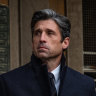 Better the Devil you know, says Patrick Dempsey of high-stakes drama
