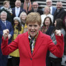 Scotland can't be 'imprisoned', says Sturgeon, in push for referendum
