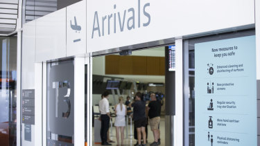 Victorian travellers can return to WA under new conditions.