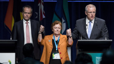 The national apology to victims of institutional abuse was moving.