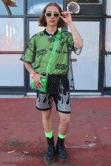 Kyren Allison: very casual