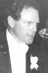 Robert Crichton-Brown.