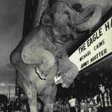 An elephant outside Hoyts Entertainment centre in George Street in 1976 performed at the premiere of the film Cousine Cousine.
