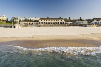 Bondi beach is set to reopen in stages.