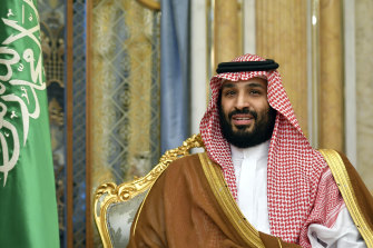 Aljabri once served under Mohammed bin Nayef, the former crown prince reportedly deposed by Mohammed bin Salman (pictured).