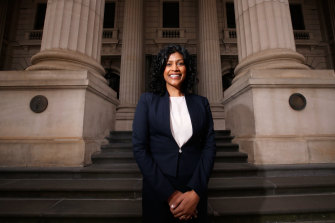 Greens leader Samantha Ratnam says she has not decided whether to grant the government a nine-month extension to the state of emergency powers.