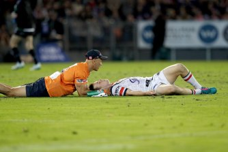 Roosters playmaker Luke Keary has suffered five serious concussions in the past two NRL seasons.