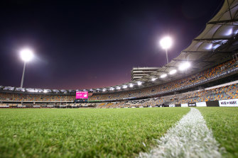 The Gabba continues to shape as favourite to host the 2020 AFL grand final.