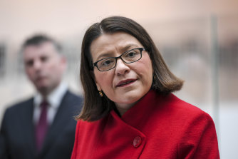 Health Minister Jenny Mikakos reminded Victorians to keep seeking their regular medical check-ups.