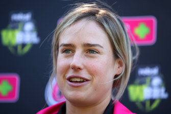 Ellyse Perry is optimistic of a quick return from her shoulder injury sustained last weekend.