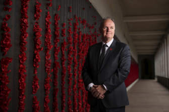 Australian War Memorial director Matt Anderson says the institution is a place of truth and will reflect the reality of allegations of war crimes in Afghanistan.