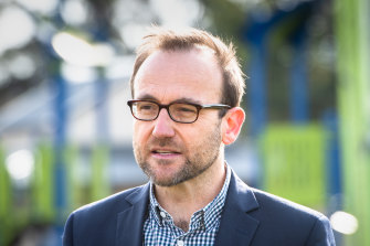 Greens leader Adam Bandt will campaign with the party's candidate for Higgins, Sonya Semmens, ahead of the federal election.