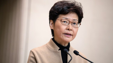 Hong Kong CEO warns of dire consequences if siege cannot be resolved