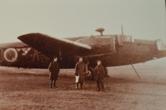 The Wellington flown by Jeff Perry.