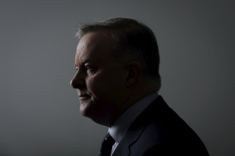 Anthony Albanese called for infrastructure spending to be expedited after backing the tax cuts package Labor mostly opposed in the lead up to the election.