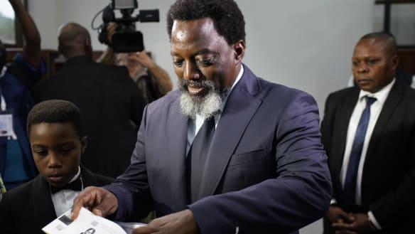Congo ruling coalition to control legislature, curbing president-elect