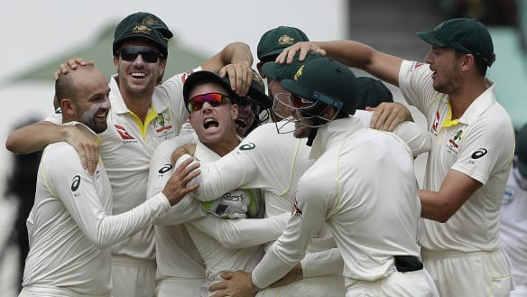 Australia thrive on their love of being loathed