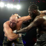 Fury-Wilder III could be staged at Bankwest Stadium on Boxing Day