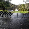 A canoe club, an amphitheatre and a heritage push in Fairfield Park