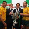 'Kurtley is super keen': A decade on, could a reunion of the Three Amigos be on the cards?