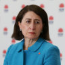"""Gladys Berejiklian said on Sunday the government would """"pursue all opportunities to provide more assistance"""" for those affected Sydney's lockdown."""