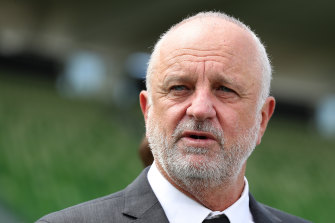 Graham Arnold wants the players who sealed Australia's qualification for Tokyo 2020 to be able to play if the Olympics are delayed by a year.