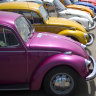 Volkswagen Beetle reaches the end of the road