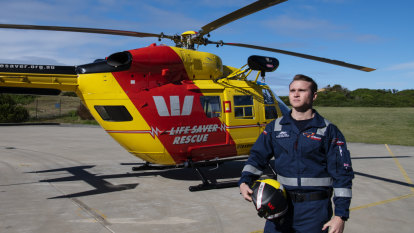 'People don't really see what we do': Rescue diver raising funds for 'vital' service