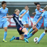 Advantage Melbourne Victory as City regroups ahead of derby
