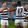As it happened: Dominant Cats claw dismal Dockers, Darcy and Lobb injured