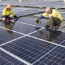 Solar 'renewable microgrid' to power up billion dollar Peel industry park