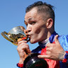 Prince Of Arran stakes Melbourne Cup claim with Geelong Cup victory