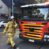 Police investigating fire after man dies in unit blaze