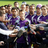 '100 per cent wrong': Gallop blasts Storm over new cap claims
