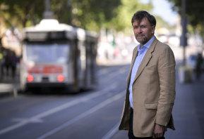 Melbourne city councillor Nicolas Frances Gilley.
