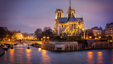 The Notre-Dame Cathedral has been called the nation's soul, Paris' heart, its mother.