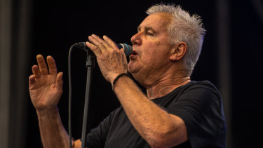 """Daryl Braithwaite said NSW was at risk of becoming a """"nanny state""""."""