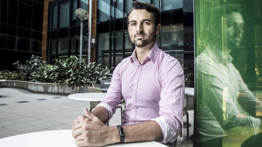 Dr Ben Bravery was diagnosed with bowel cancer while just in his twenties.