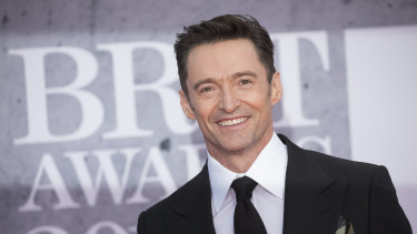 Australian Hollywood star Hugh Jackman owns 5 per cent of the bootmaker.